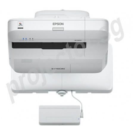 Epson EB-1460Ui LCD Projector WUXGA 4400 ANSI (Ultra-Short Throw) (Wireless) (Interactive)