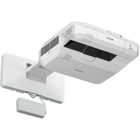 Epson EB-1470Ui LCD Projector WUXGA 4000 ANSI (Laser) (Ultra Short Throw) (Wireless)    (Interactive)