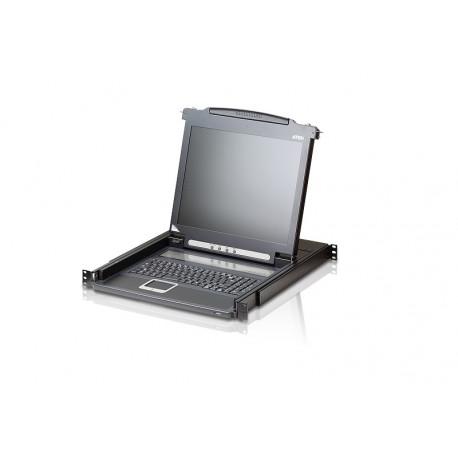 Aten CL1000M-ATA 17-inch LCD Console