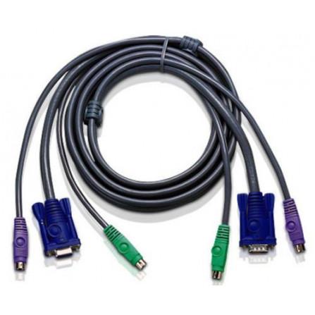 Aten 2L-1003PC PS2 KVM Cable