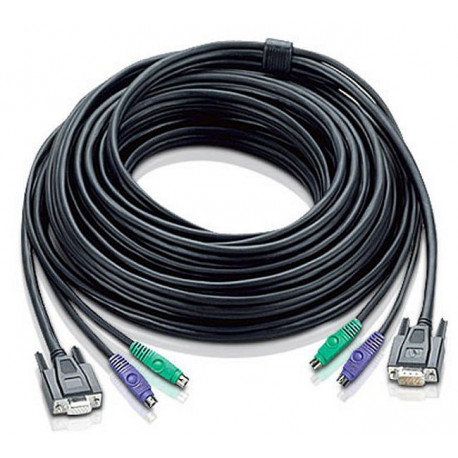 Aten 2L-1030P PS/2 KVM Cable | 30m