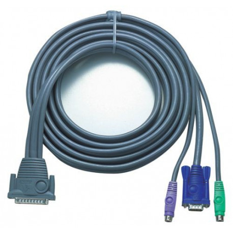 Aten 2L-1601P PS2 KVM Cable | 1.8m