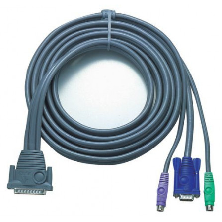 Aten 2L-1603P PS2 KVM Cable | 3m