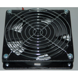 Exhaust Fan (Internal View Closeup)