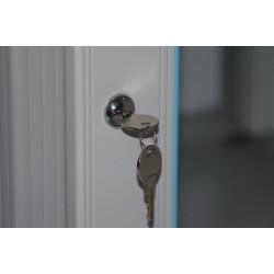 Cam Lock (on Front Glass Door)