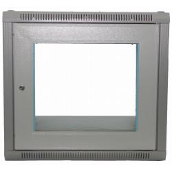 Lockable Front Glass Door