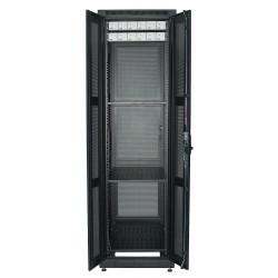 By-Folded Rear Door (Both Door Open) decrease the rear clearance space needed to open the doors
