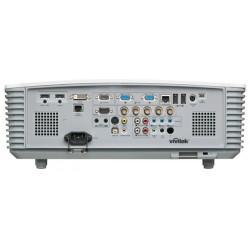 ViViTek DW3321 Projector Connectors