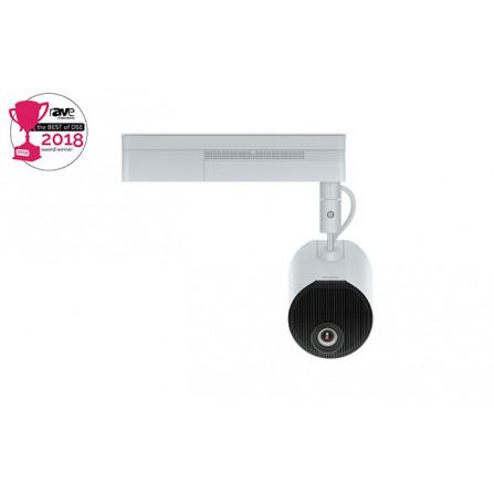 Epson LightScene EV-100 Accent Lighting 3LCD Laser WXGA Projector (White) 2000 ANSI