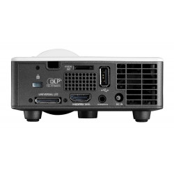 Optoma ML1050ST DLP LED Projector Connectors