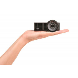 Optoma ML1050ST DLP LED Projector is very light in weight