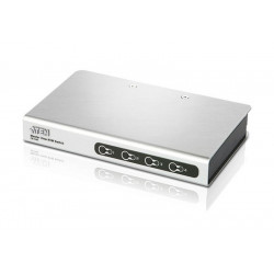 Aten CS74E 4-Port PS2 VGA Slim KVM Switch