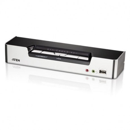 Aten CS1794 4 Port USB HDMI Audio KVMP Switch