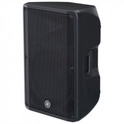 Yamaha DBR15 2-way Powered Loudspeaker 15 inch