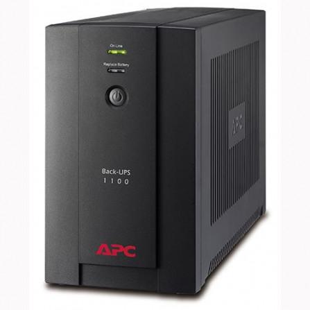 APC BX1100LI-MS Back-UPS 1100VA, 230V, AVR, Universal and IEC Sockets