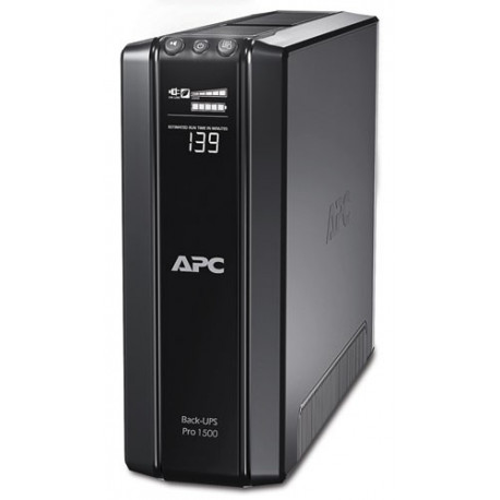 APC BR1500GI Power-Saving Back-UPS Pro 1500VA 230V