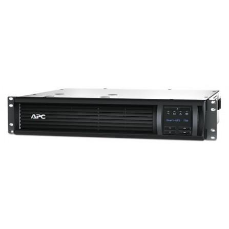 APC SMT750RMI2U Smart-ups 750VA LCD RM 2U 230V
