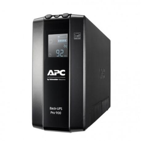 APC BR900MI Back UPS Pro BR 900VA, 6 Outlets, AVR, LCD Interface