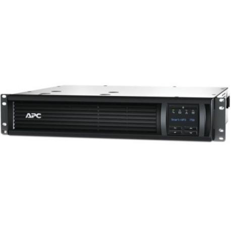 APC SMT750RMI2UC Smart-UPS 750VA LCD RM 2U 230V with SmartConnect