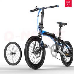 20 inch Lankeleisi Spoked Rim Folding Bicycle