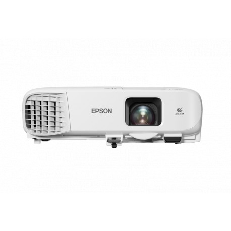 Epson EB-982W Front View