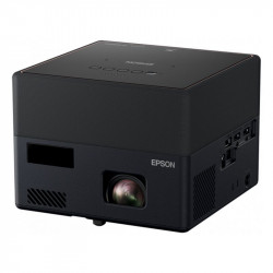 Epson EF-12 LCD Projector 1080p 1000 Lumen (w/Android TV & Zoom Meeting Support)