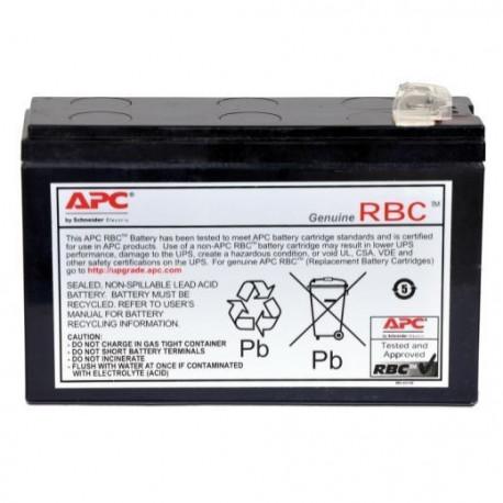 APC APCRBC125 Replacement Battery Cartridge # 125