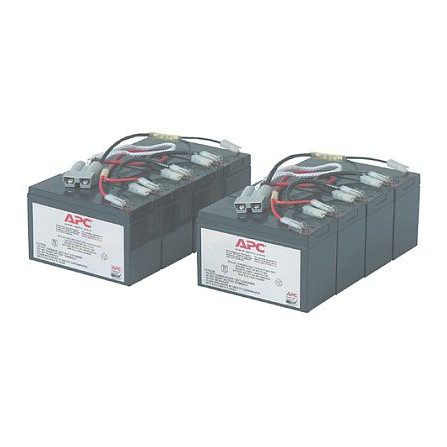 APC Replacement Battery Cartridge 12