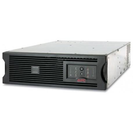 APC SUA3000RMXLI3U Smart-UPS XL 3000VA RM 3U 230V