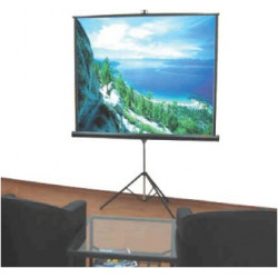 Remaco TRI-1818 Tripod Screen - W70 x H70 inch