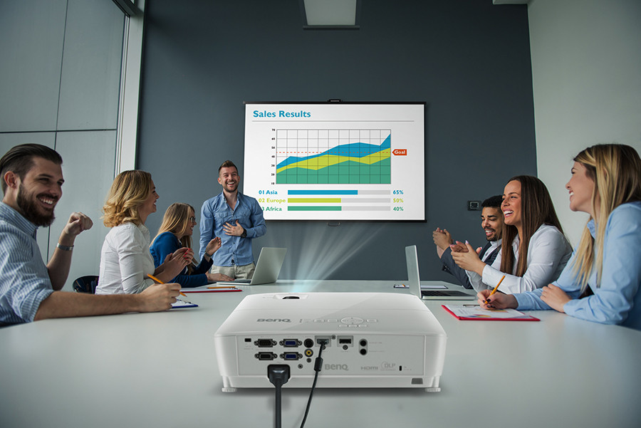 Business Benq Projector